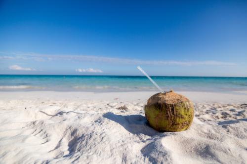 Coconut-drink-on-beach_4460x4460